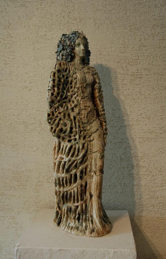 Femme racine- FLORE 2018 58cmx20cm