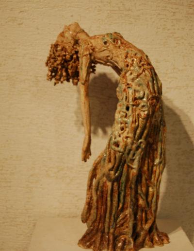 Femme racine - danseuse