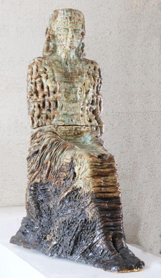 Archéologie - Figure Royale 1
